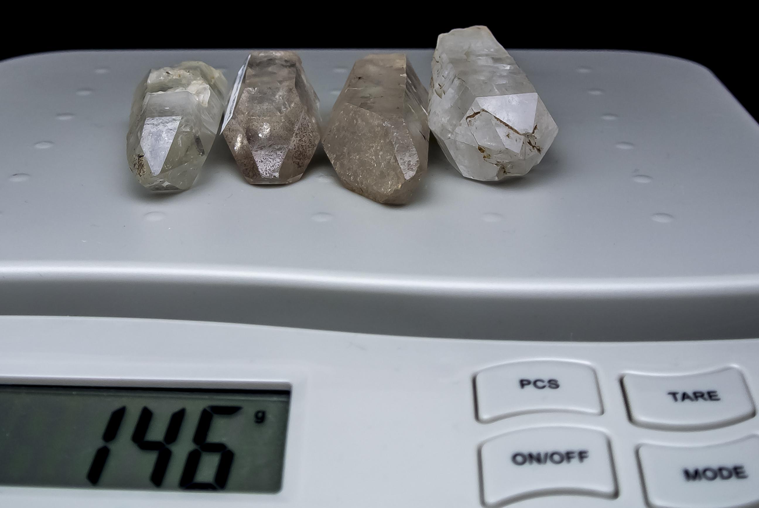 インドヒマラヤ水晶-ベラダール産-通販