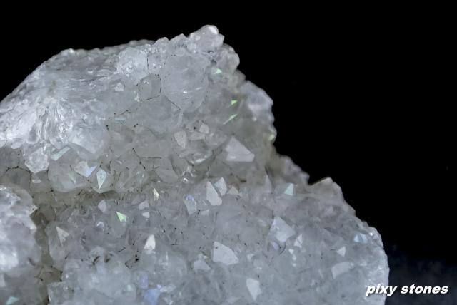 アジャンタレインボークォーツ‐アジャンタ産レインボー水晶-通販