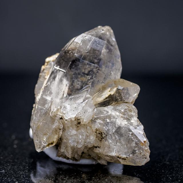 ヒマラヤ水晶 ラパ産水晶ダブルポイント トリプル ガネーシュヒマール