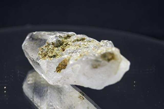 ヒマラヤ水晶 ティップリン産水晶ポイント ガネーシュヒマール レインボー水晶 格安!
