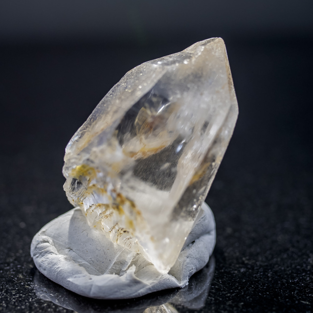 ヒマラヤ水晶 ティップリン産水晶ポイント ガネーシュヒマール ゴールデンヒーラー・レインボー水晶 格安!